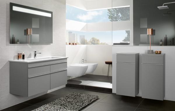 Nieuwe badkamer gerealiseerd
